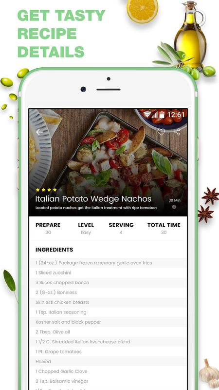 Easy food recipes prepare food in 30 min apk download free food easy food recipes prepare food in 30 min apk screenshot forumfinder Choice Image