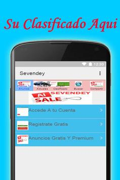 Sevendey Announces And Sell poster