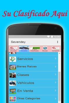 Sevendey Announces And Sell apk screenshot