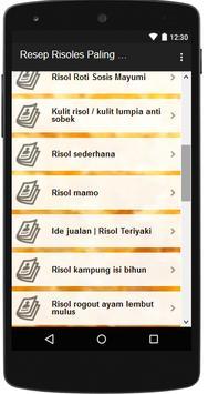 Resep Risoles Gurih dan Lembut screenshot 2