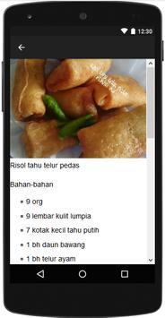 Resep Risoles Gurih dan Lembut screenshot 5