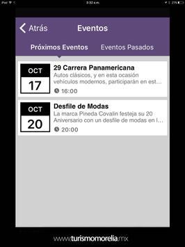 TurismoMoreliaMX apk screenshot
