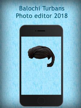 Balochi Turbans Photo editor 2018 screenshot 5