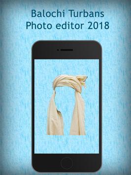 Balochi Turbans Photo editor 2018 screenshot 6