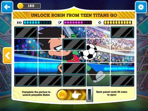 Copa Toon 2018 - O Jogo de Futebol do CN imagem de tela 6