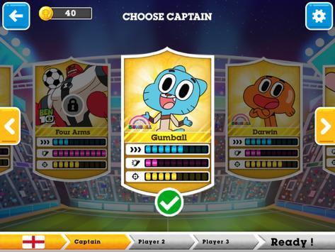 Copa Toon 2018 - O Jogo de Futebol do CN imagem de tela 8