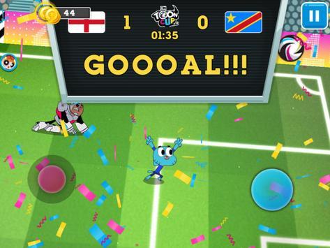 Copa Toon 2018 - O Jogo de Futebol do CN imagem de tela 10