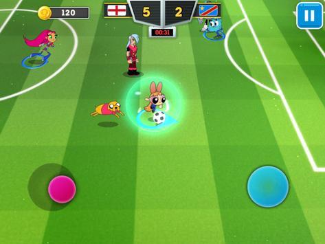 Copa Toon 2018 - O Jogo de Futebol do CN imagem de tela 18