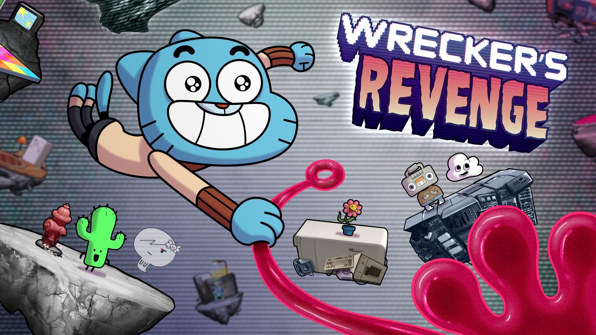 Wrecker's Revenge - Juegos de Gumball for Android - APK Download