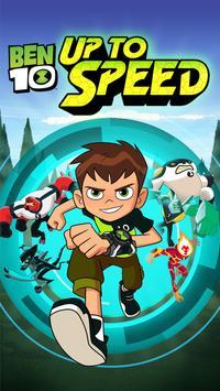 Ben 10: Up to Speed poster