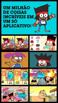 Cartoon Network Anything BR poster