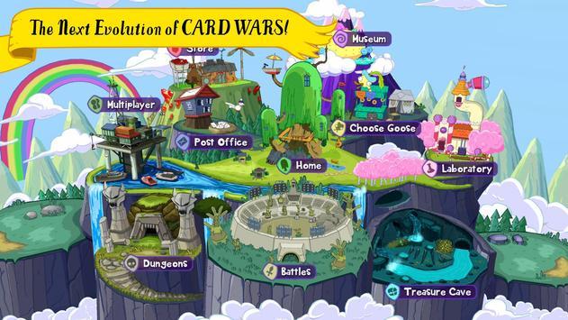 Card Wars Kingdom poster