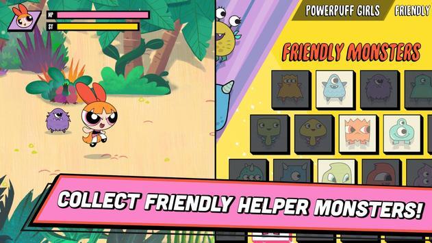 Ready, Set, Monsters! - Powerpuff Girls Games ảnh chụp màn hình 13