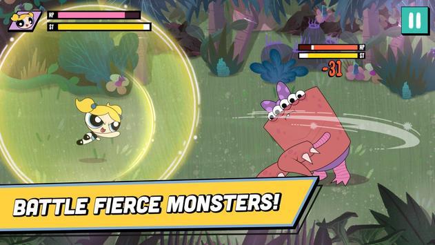 Ready, Set, Monsters! - Powerpuff Girls Games ảnh chụp màn hình 10