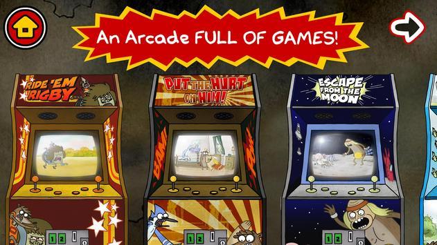 Just A Regular Arcade ảnh chụp màn hình 6