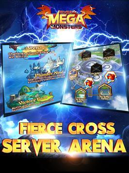 Mega Monsters Go: Catch Master apk screenshot