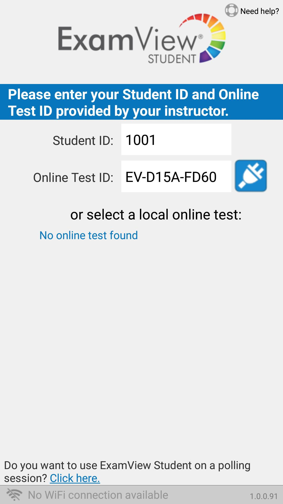 ExamView Student Smartphone for Android - APK Download