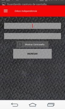 Orkos Sede Independencia apk screenshot