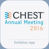 Exhibitor App - CHEST 2016 icon