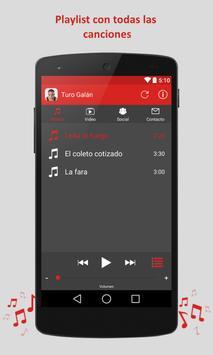 Turo Galán screenshot 1
