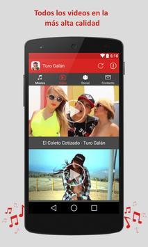 Turo Galán screenshot 2