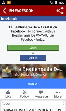 La Beatle Mania de Wayar screenshot 1