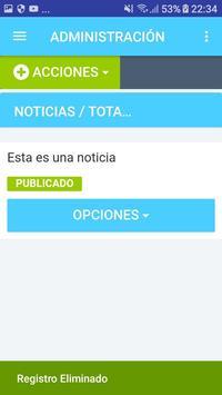 Tu Radio Info Clientes screenshot 10
