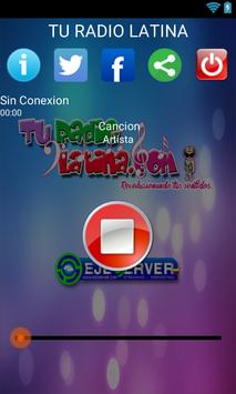 TU RADIO LATINA screenshot 1