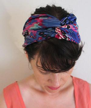Turban Headband Fashion Ideas apk screenshot