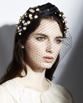Turban Headband Fashion Ideas poster