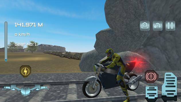 Turbo Motorbike Simulator apk screenshot