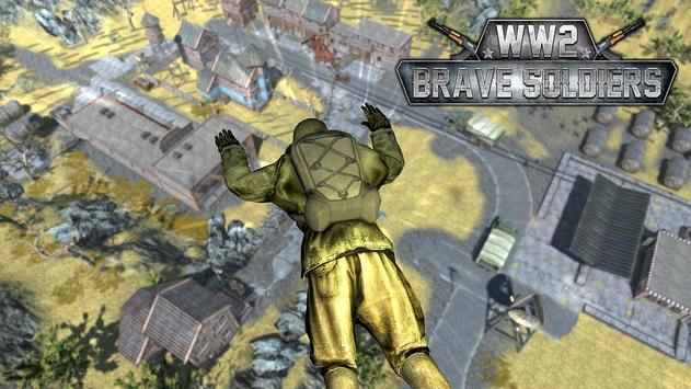 WW2 US Army Counter Attack Last Day Battlegrounds screenshot 7