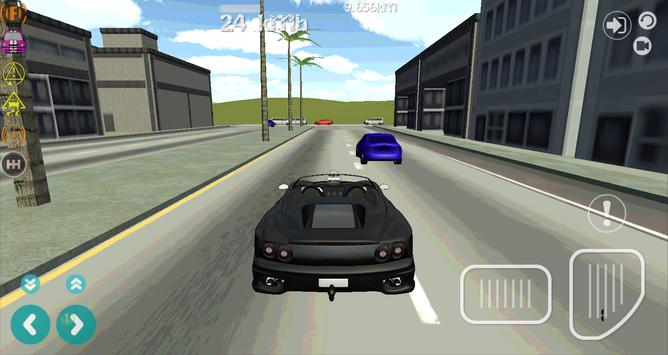 Turbo GT Luxury Car Simulator screenshot 5