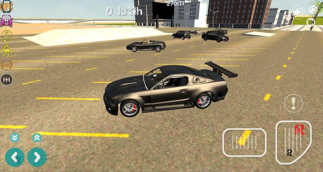 Turbo GT Luxury Car Simulator screenshot 7
