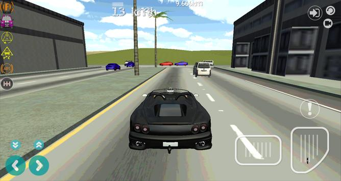 Turbo GT Luxury Car Simulator screenshot 18