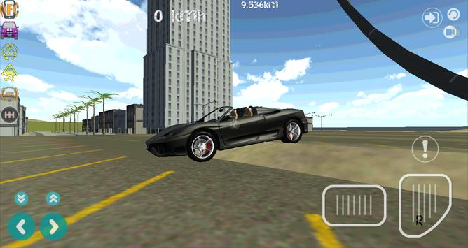 Turbo GT Luxury Car Simulator screenshot 3