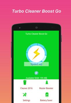 Turbo Cleaner Boost Go apk screenshot