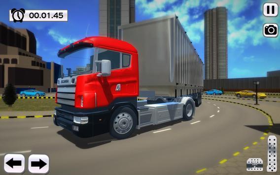 Cargo Truck Transportation 3D apk screenshot