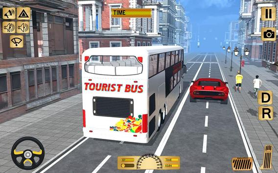 Tourist Bus Off Road Drive Sim apk screenshot