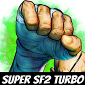 Turbo Guide Street Fighter ikona