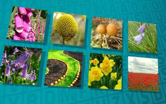 Wordsearch Revealer - Plants screenshot 9