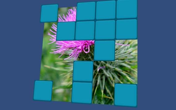 Wordsearch Revealer - Plants screenshot 1