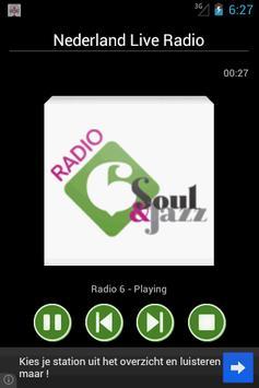 Netherlands Live Radio screenshot 5