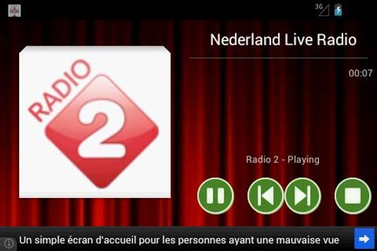 Netherlands Live Radio screenshot 7