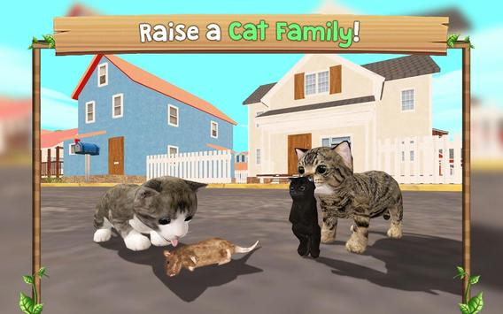 Cat Sim Online: Play with Cats poster