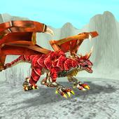 Dragon Sim Online: Be A Dragon icon