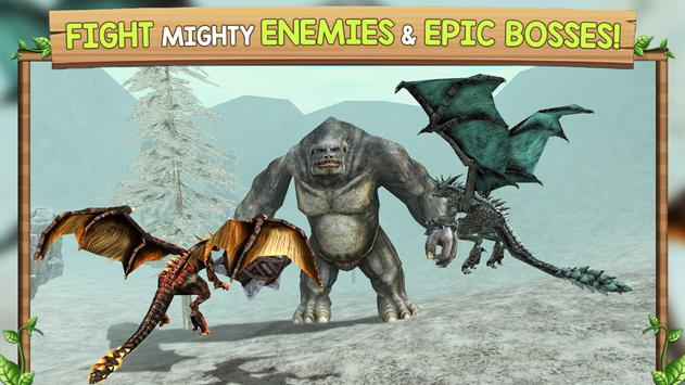 Dragon Sim Online: Be A Dragon APK-screenhot