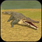 Wild Crocodile Simulator icon