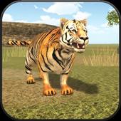 Wild Tiger Simulator icon