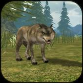 Wild Wolf Simulator icon